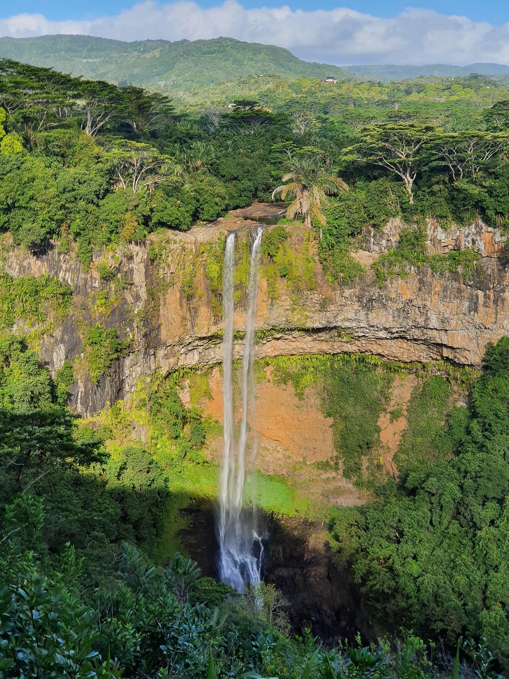 Cascada Mauritius