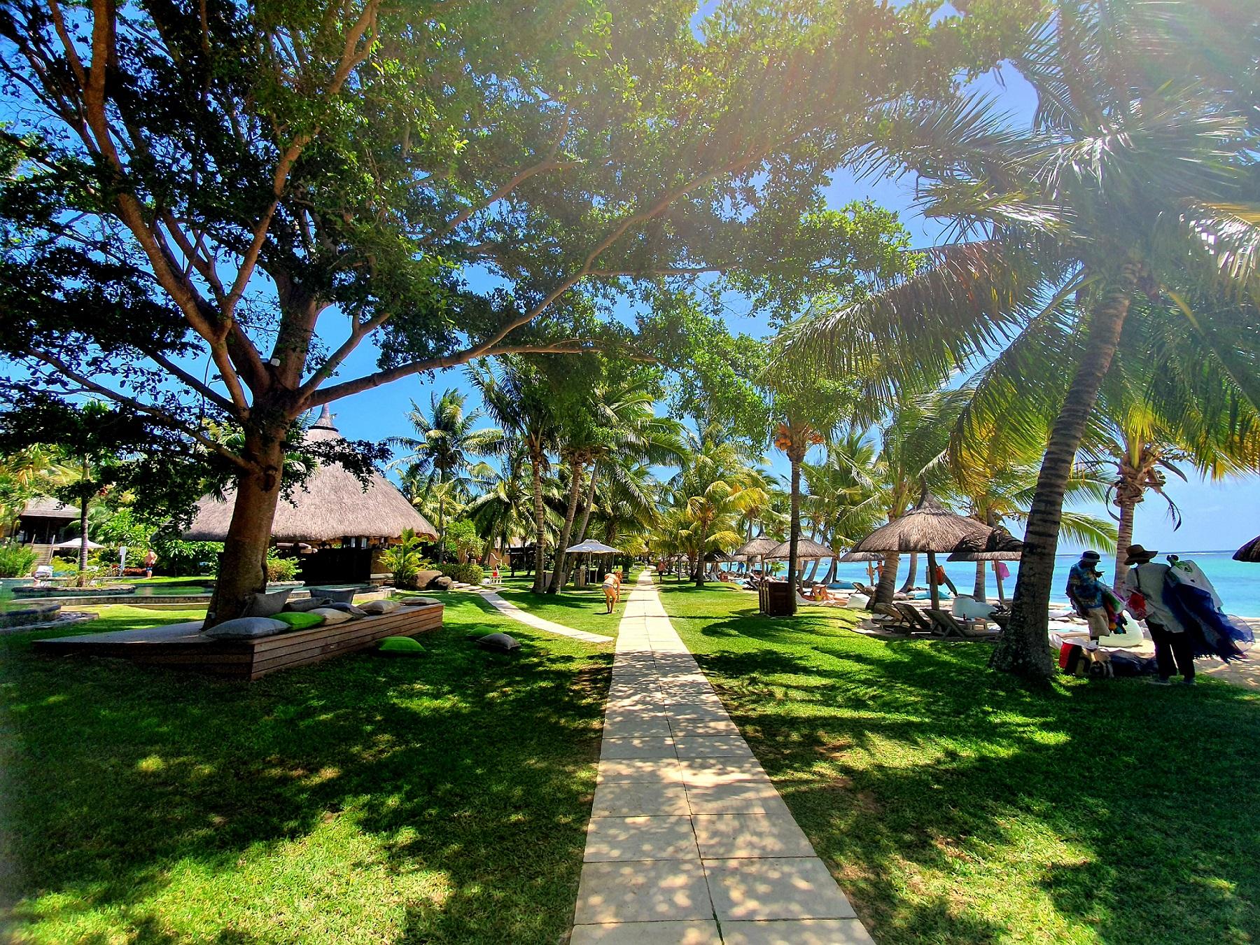 Plaja Lux* Le Morne Mauritius