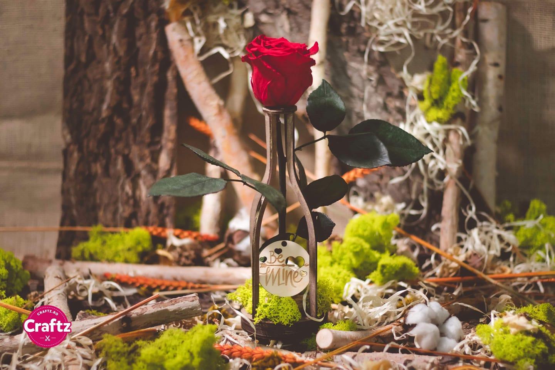 trandafir be mine
