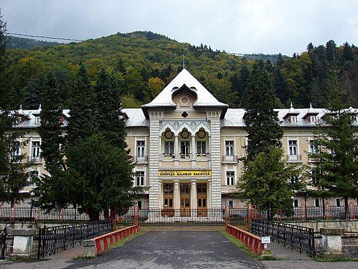 Complexul Balnear Racoviță