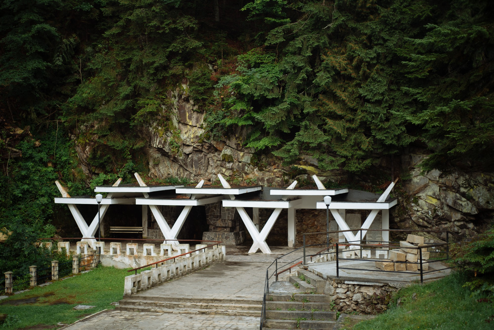Izvoarele minerale Slănic Moldova