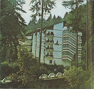 Hotelul Dobru