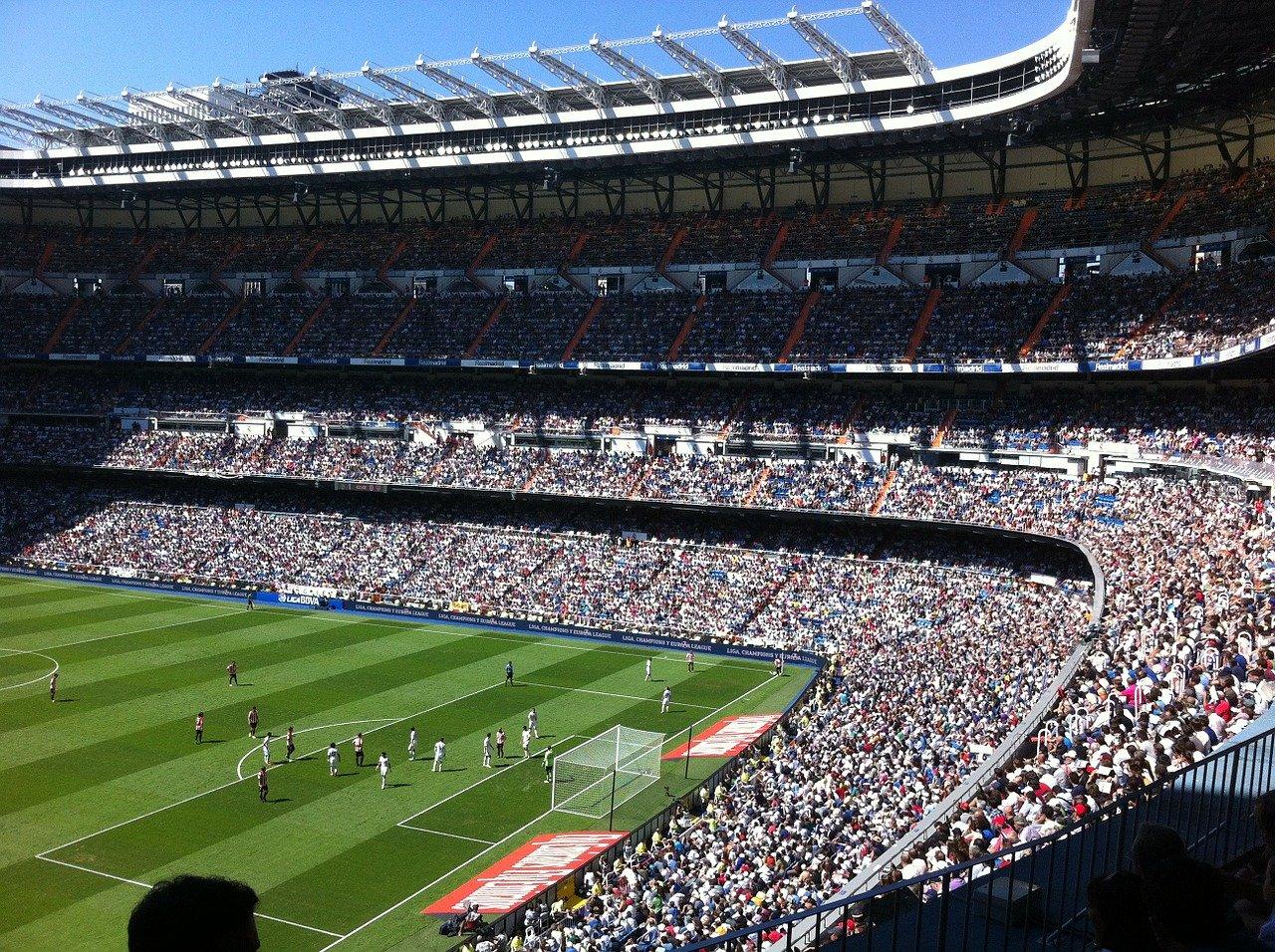 football stadium, stadium, football