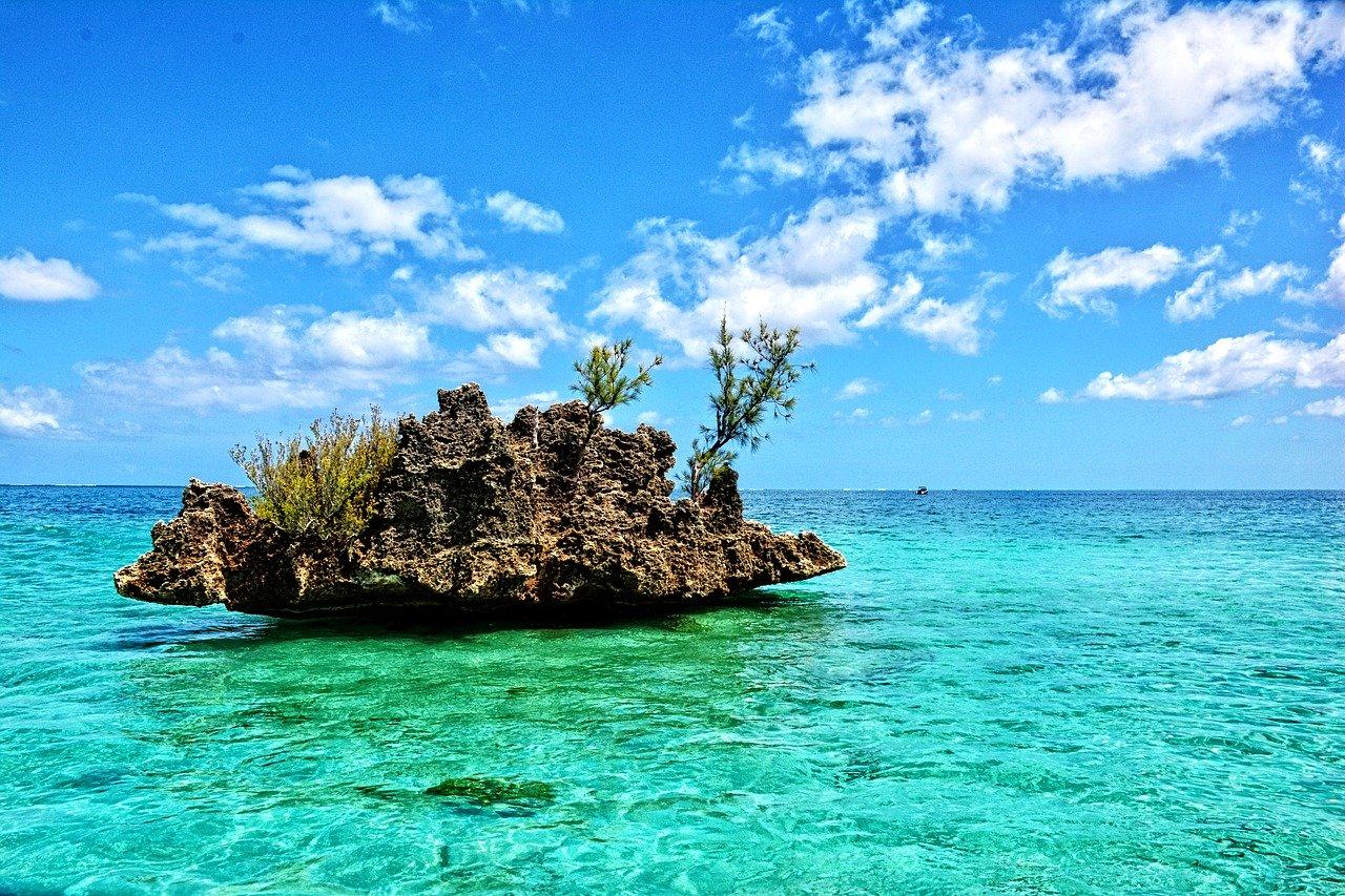 island, tropics, mauritius