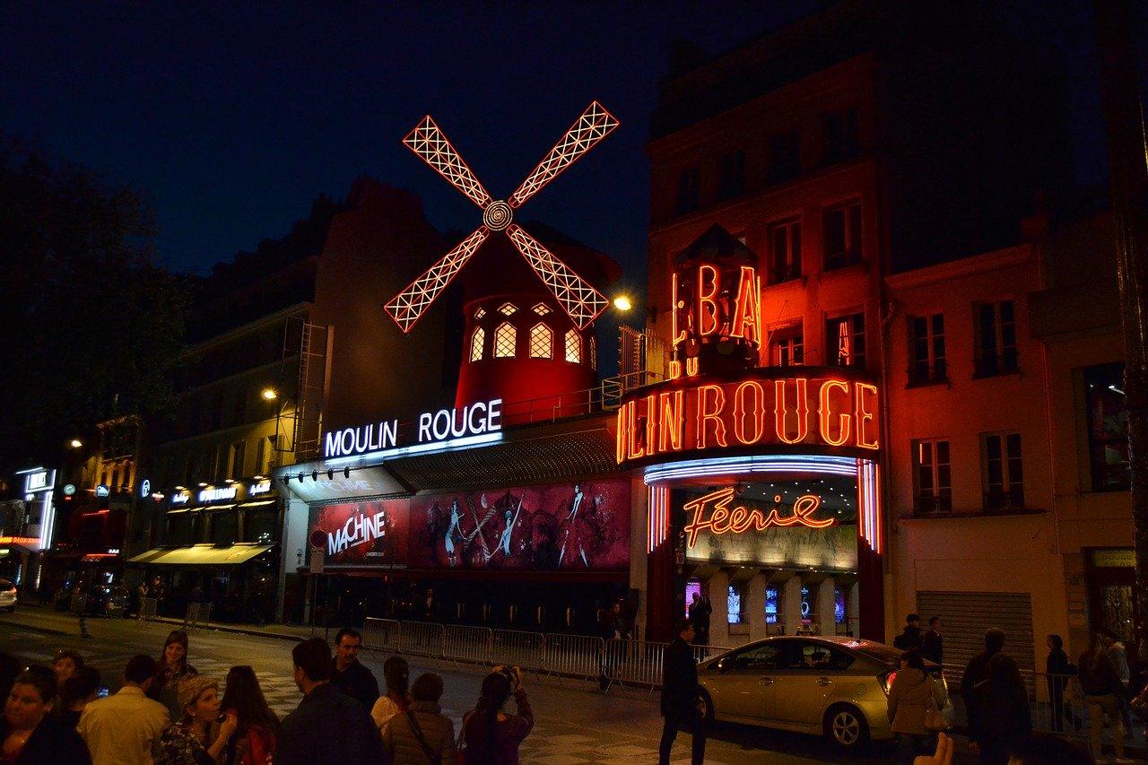 Moulin Rouge, Pixabay