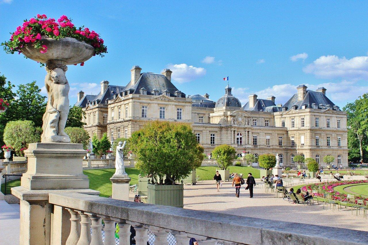 Landmark, Paris Pixabay