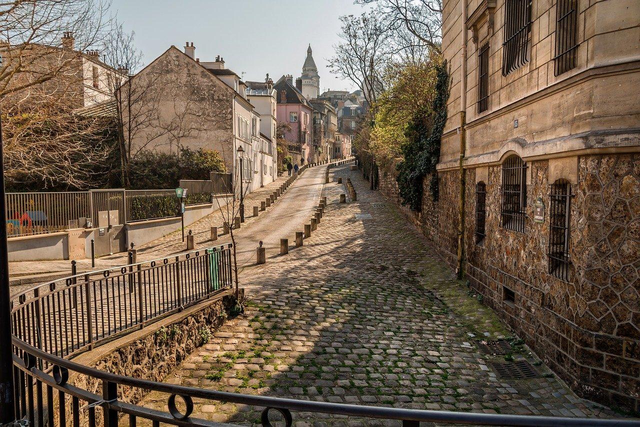 Montmartre, Paris Pixabay