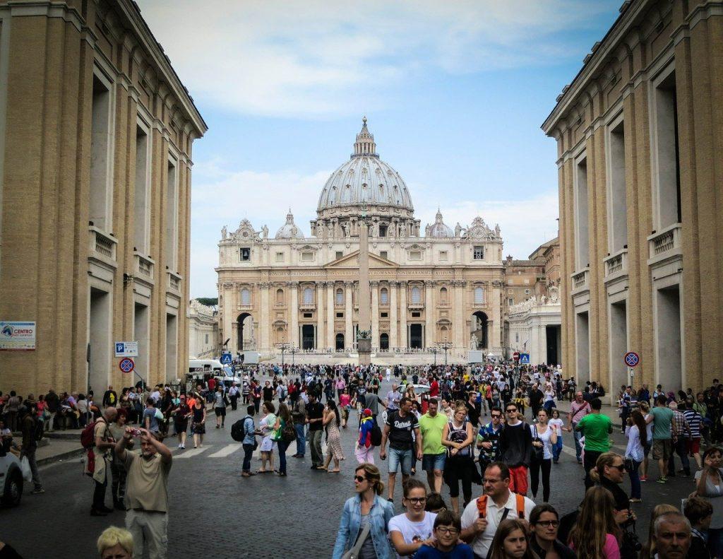 vatican, rome, st peters basilica