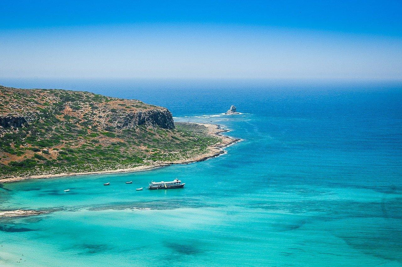 crete, greece, beach grecia cu familia insule creta concediu copii coronavirus
