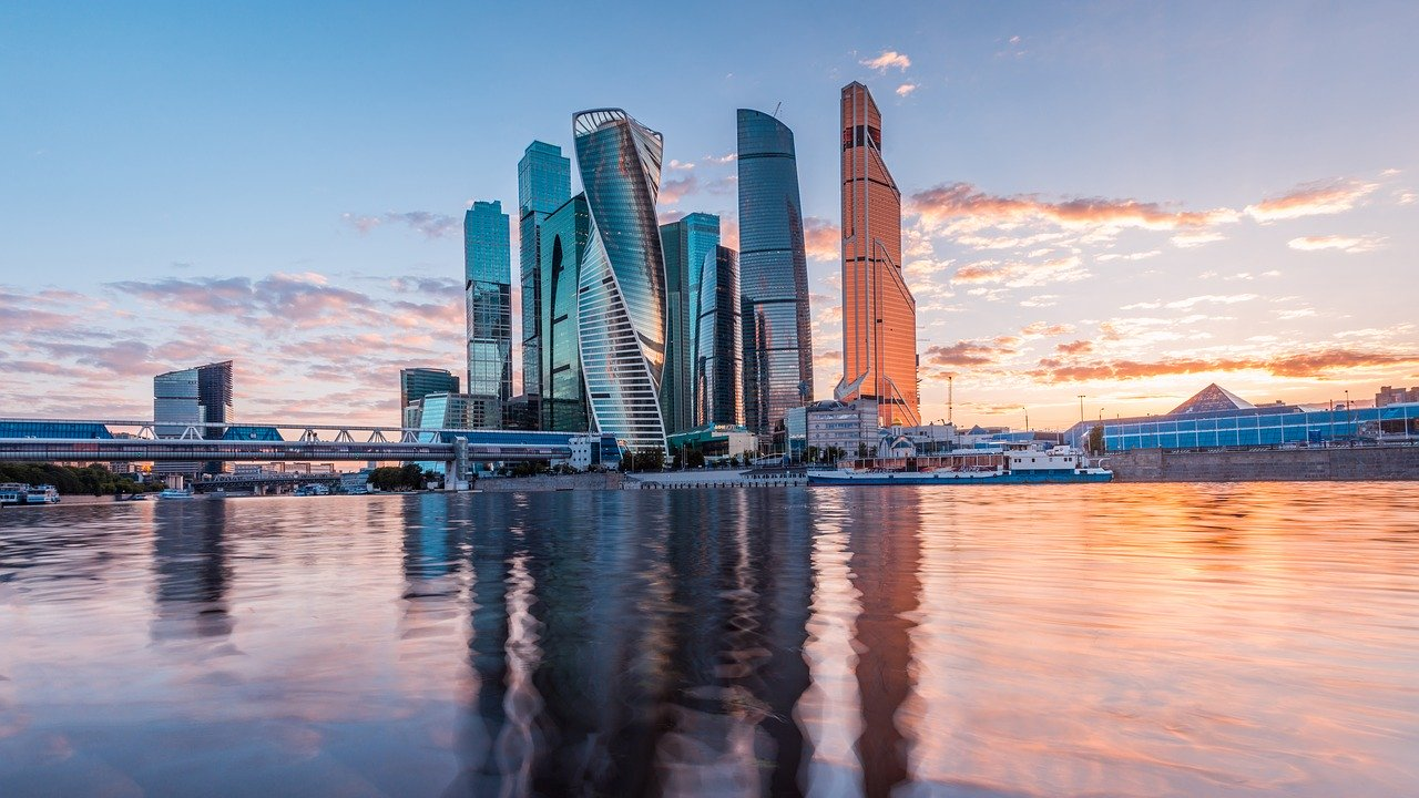 moscow, city, moscow city