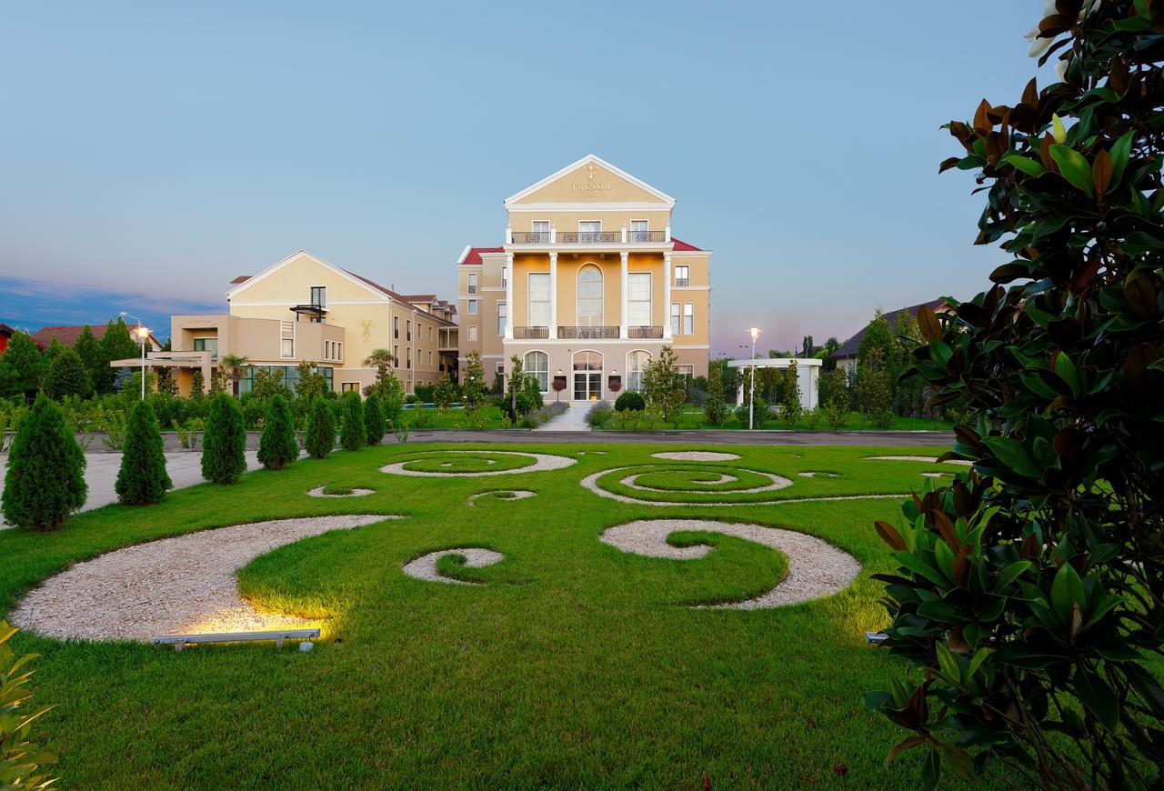 Hotelul Tresor Le Palais