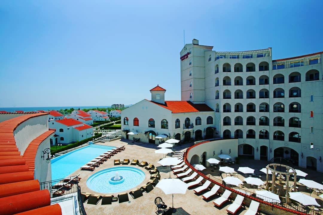 arena regia hotel mamaia
