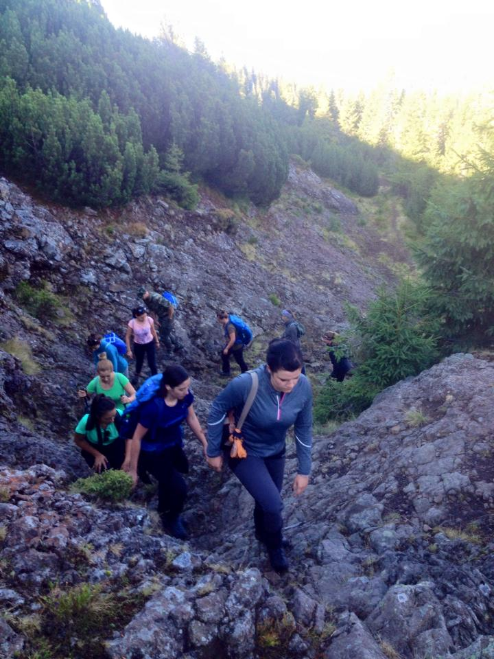 Tasuleasa Social Via Transilvanica Scoala de Mers pe Munte